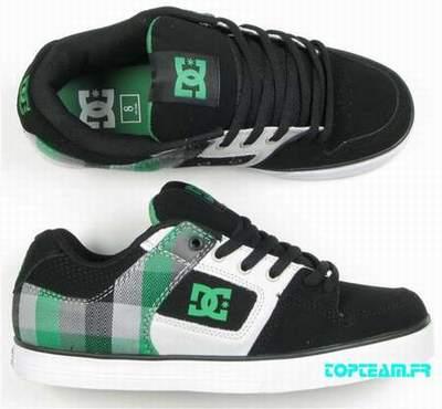 basket dc shoes garcon chaussure de skate dc shoes pas. Black Bedroom Furniture Sets. Home Design Ideas